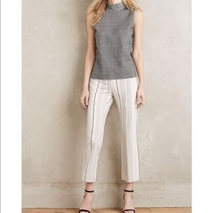 Anthropologie Cartonnier Charlie Crop Flare